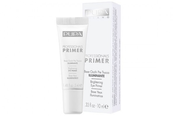Праймер основа для век - Pupa Professionals Brightening Eye Primer