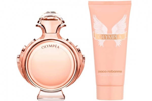Paco Rabanne Olympea - Набор (edp 80ml + b/lot 100ml)