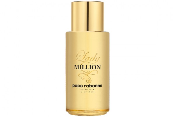 Paco Rabanne Lady Million - Гель для душа