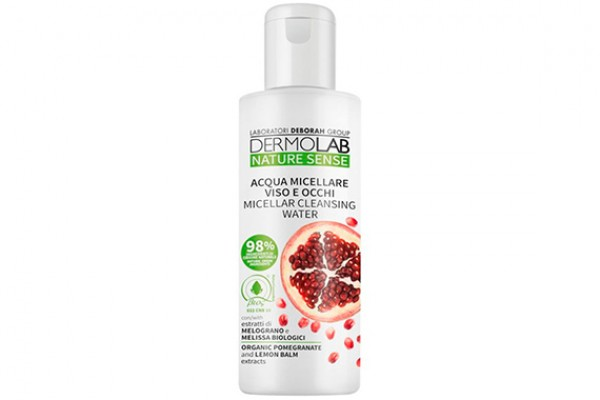 Мицеллярная вода - Dermolab Nature Sense Micellar Cleansing Water