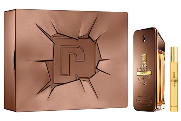 Paco Rabanne 1 Million Prive - Набор (edp 100ml + edp 10ml)
