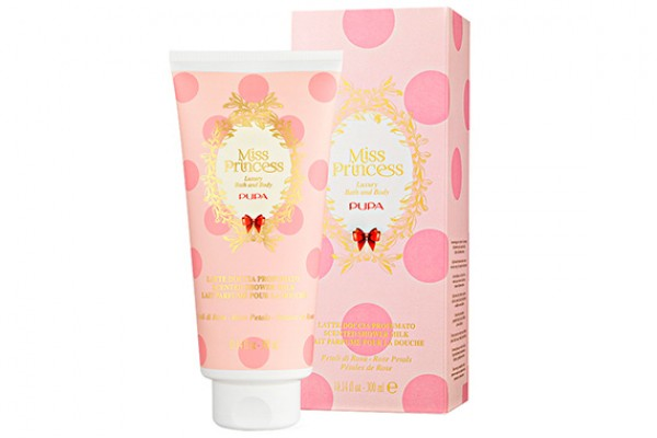 Молочко для душа - Pupa Miss Princess Shower Milk 001 Rose Petals