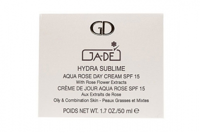 Крем дневной - Ga-De Hydra Sublime Cream Aqua Rose
