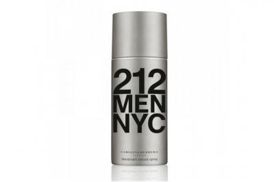 Carolina Herrera 212 MEN NYC - Дезодорант