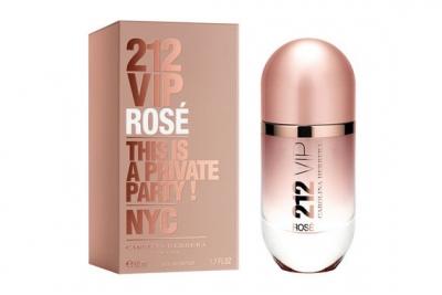Carolina Herrera 212 Vip Rose - Туалетная вода