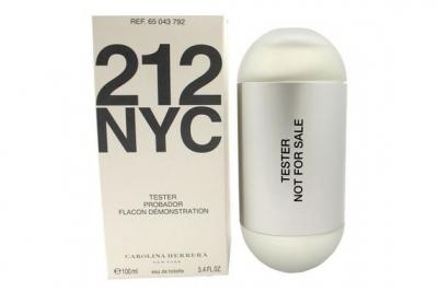 Carolina Herrera 212 For Women - Туалетная вода (тестер)