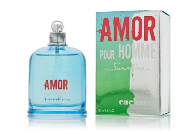 Cacharel Amor pour Homme Sunshine - Туалетная вода