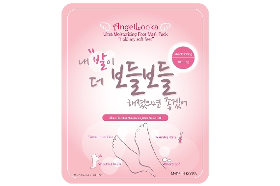 Маска для ног - Angel Looka Ultra Moisturizing Foot Mask