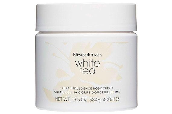 Elizabeth Arden White Tea - Парфюмированный крем для тела