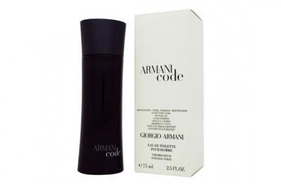 Armani Code pour Homme - Туалетная вода (тестер)