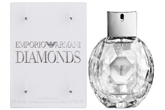 Giorgio Armani Emporio Armani Diamonds Pour Femme - Парфюмированная вода