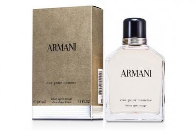 Giorgio Armani Armani pour homme - Лосьон после бритья
