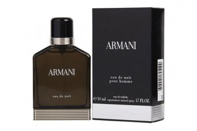 Giorgio Armani Eau de Nuit - Туалетная вода