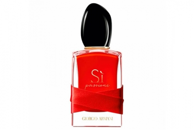 Giorgio Armani Si Passione Red Maestro - Парфюмированная вода