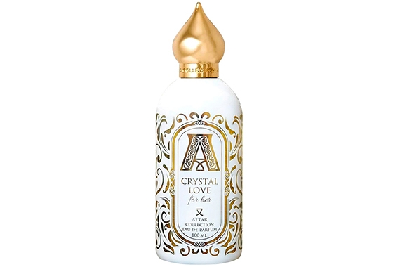 Attar Collection Crystal Love For Her - Парфюмированная вода