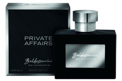 Hugo Boss Baldessarini Private Affairs - Туалетная вода