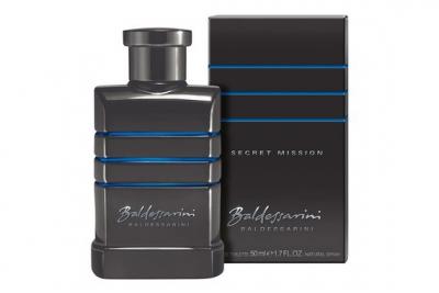 Hugo Boss Baldessarini Secret Mission - Туалетная вода