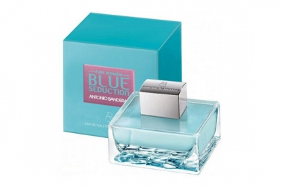 Blue Seduction Antonio Banderas woman - Туалетная вода