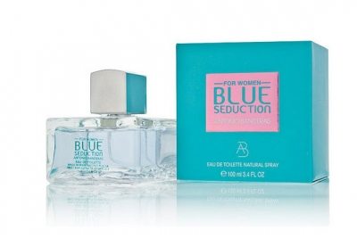 Blue Seduction Antonio Banderas woman - Туалетная вода