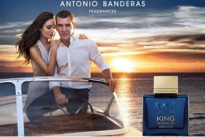 Antonio Banderas King of Seduction Absolute - Туалетная вода