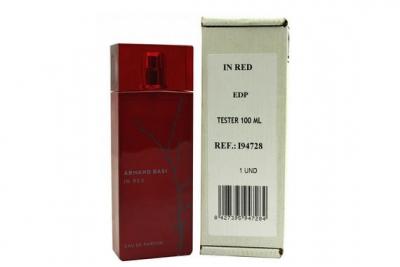 Armand Basi In Red Eau de Parfum - Парфюмированная вода (тестер)