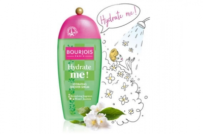 Гель для душа - Bourjois Hydrate Me