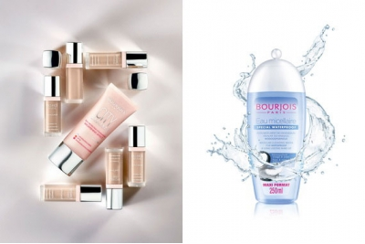 Мицеллярная вода - Bourjois Eau Micellaire Special Waterproof