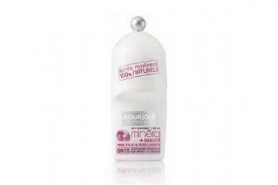 Дезодорант роликовый - Bourjois Deodorant Mineral Beaute 24h