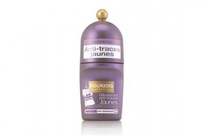 Дезодорант роликовый - Bourjois Deodorant Roll-On Anti Traces Jaunes 24h