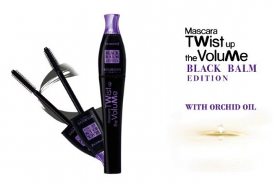 Тушь - Bourjois Mascara Twist Up The Volume Black Balm Edition