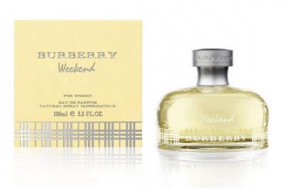 Burberry Weekend for women - Парфюмированная вода