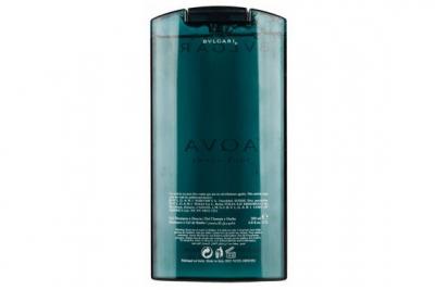 Bvlgari Aqva Pour Homme Shower Gel - Гель для душа и шампунь