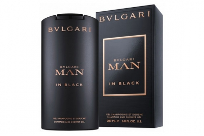 Bvlgari Man In Black - Гель для душа