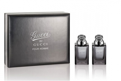 Gucci by Gucci Pour Homme - Набор (edt 90ml + ash/ lot/90ml)