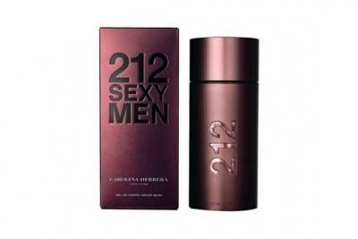 Carolina Herrera 212 Sexy Men - Туалетная вода