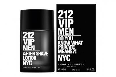 Carolina Herrera 212 VIP Men - Лосьон после бритья