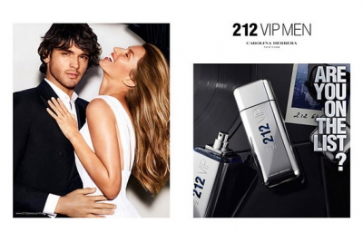 Carolina Herrera 212 VIP Men - Лосьон после бритья