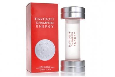 Davidoff Champion Energy - Туалетная вода