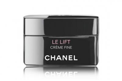 Укрепляющий крем против морщин - Chanel Le Lift Creme Fine