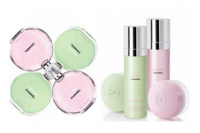 Chanel Chance Eau Fraiche Moisture Mist - Спрей для тела