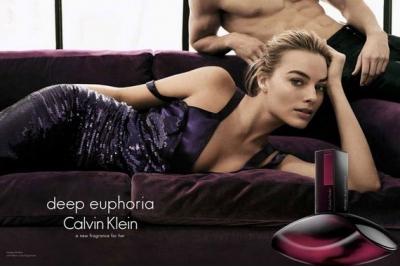 Calvin Klein Deep Euphoria - Парфюмированная вода