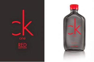 Calvin Klein CK One Red Edition Him - Туалетная вода (тестер)