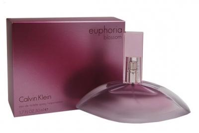 Calvin Klein Euphoria Blossom - Туалетная вода