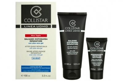 Бальзам после бритья+увлажняющее средство - Collistar Uomo Repair Balm