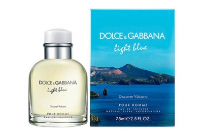 Dolce&Gabanna Light Blue Discover Vulcano - Туалетная вода