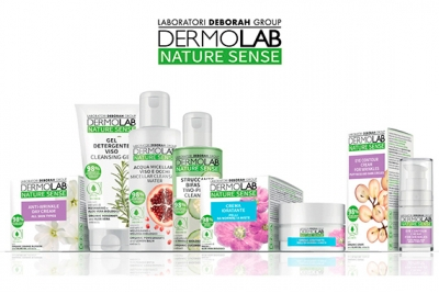 Очищающее молочко - Dermolab Nature Sense Cleansing Milk 2 in 1 Face and Eyes