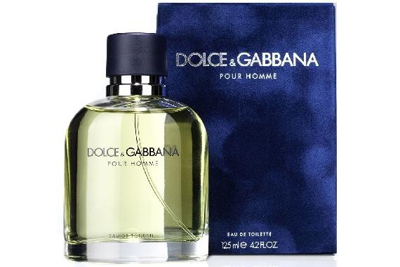 D&G pour homme - Туалетная вода