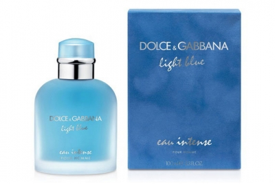 Dolce & Gabbana Light Blue Eau Intense Pour Homme - Парфюмированная вода
