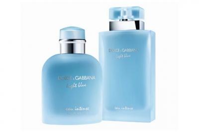 Dolce & Gabbana Light Blue Eau Intense - Парфюмированная вода (тестер)