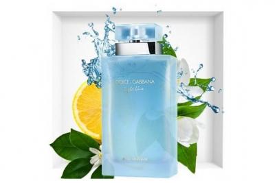Dolce & Gabbana Light Blue Eau Intense - Парфюмированная вода